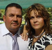 Pastor Sammy and Lorie Johnson