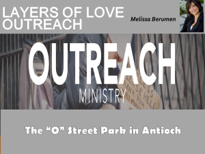 'Layers of Love' Outreach @ City Hall in Antioch | Antioch | California | United States